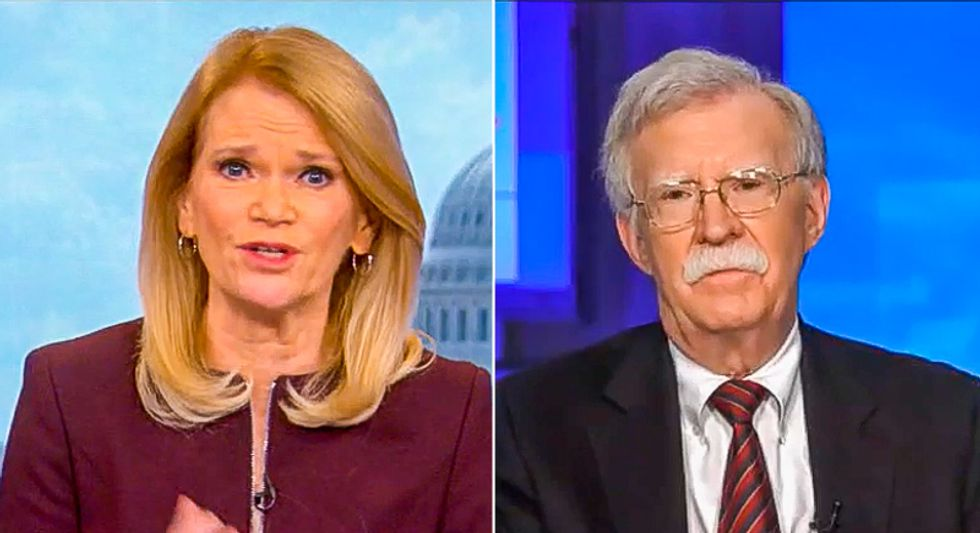John Bolton rips election fraud claim: 'A conspiracy so vast and so successful that there's no evidence of it'