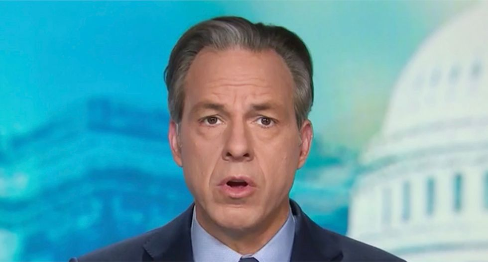 CNN's Tapper drops the mic on Trump's 'desperate' lawyers crashing and burning with every election fraud claim