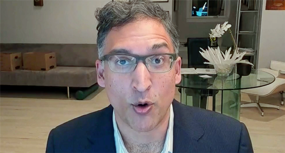 Neal Katyal predicts law schools will teach a 'Worst Mistakes in Court' class on Trump's 'pathetic' 20-day fiasco
