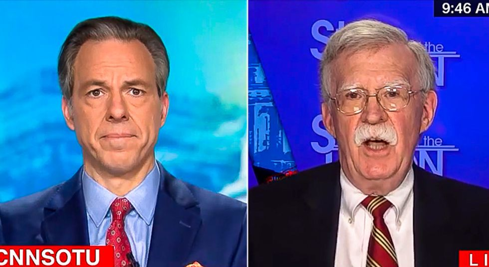 John Bolton calls on GOPers to denounce Trump: 'The Republican party is not going to be saved by hiding'