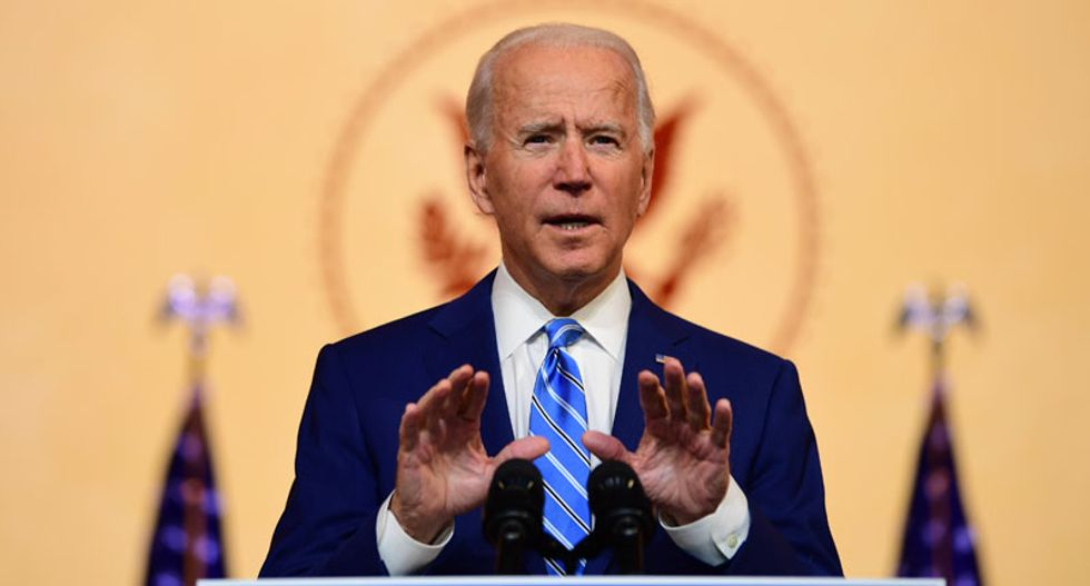 Biden hasn't even taken office yet but we're already beginning to rid our mouths of the bad taste left by Trump