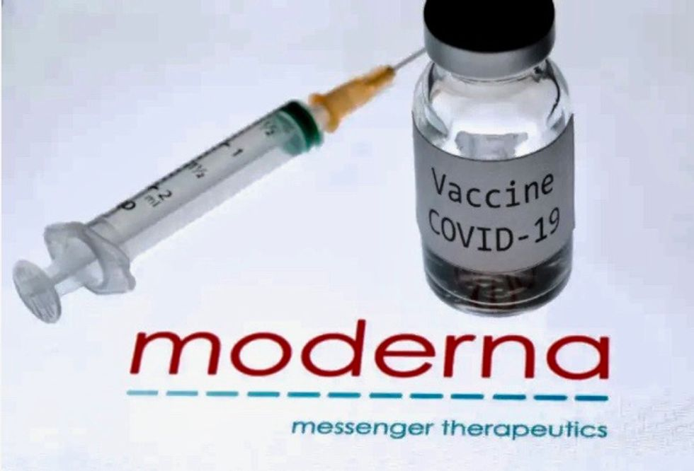 US releases new data on Moderna vaccine, paving way for approval