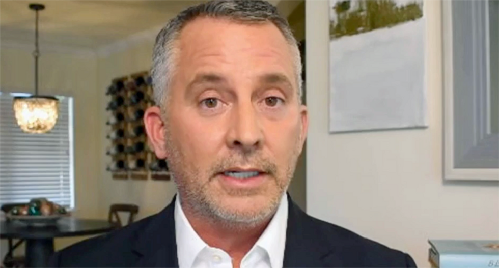 'Failed incumbent' Trump is being ignored now that his 'mystique is gone': Ex-GOPer Dave Jolly