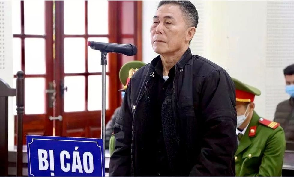 Vietnam writer jailed for 12 years over articles critical of government
