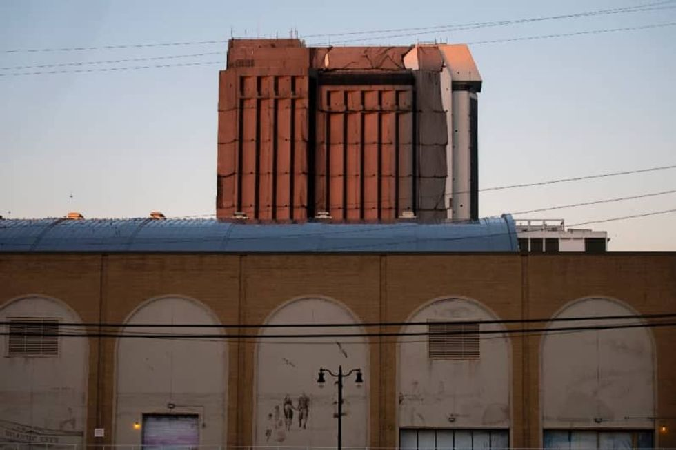 Atlantic City offers chance to blow up shuttered Trump Plaza casino