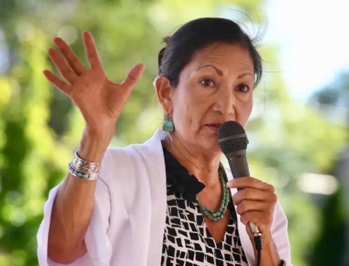 Anti-science senator puts hold on Deb Haaland nomination for Interior Secretary with a new 'concern'