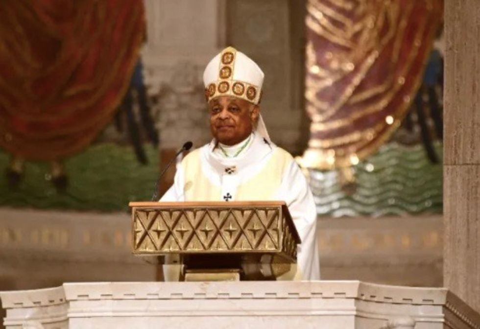 First African-American cardinal readies for 'princehood'