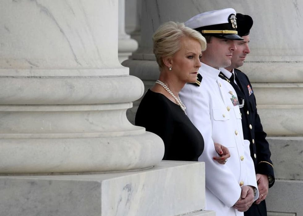 Cindy McCain could be in line to be Joe Biden's ambassador to Britain