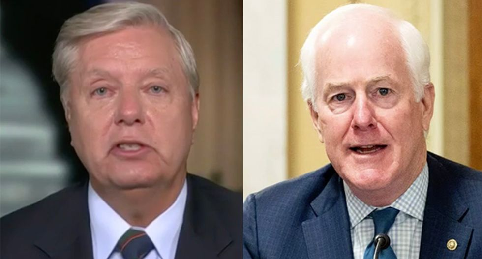 GOP lawmakers buried for meltdown over Biden appointee's 'mean tweets' after years of Trump Twitter insults