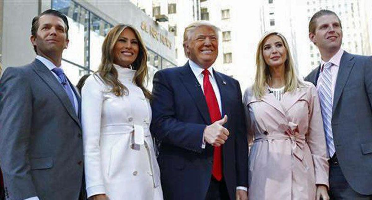 Will Trump spend $200 million post-election funds to build a dynasty -- or just pocket the cash?