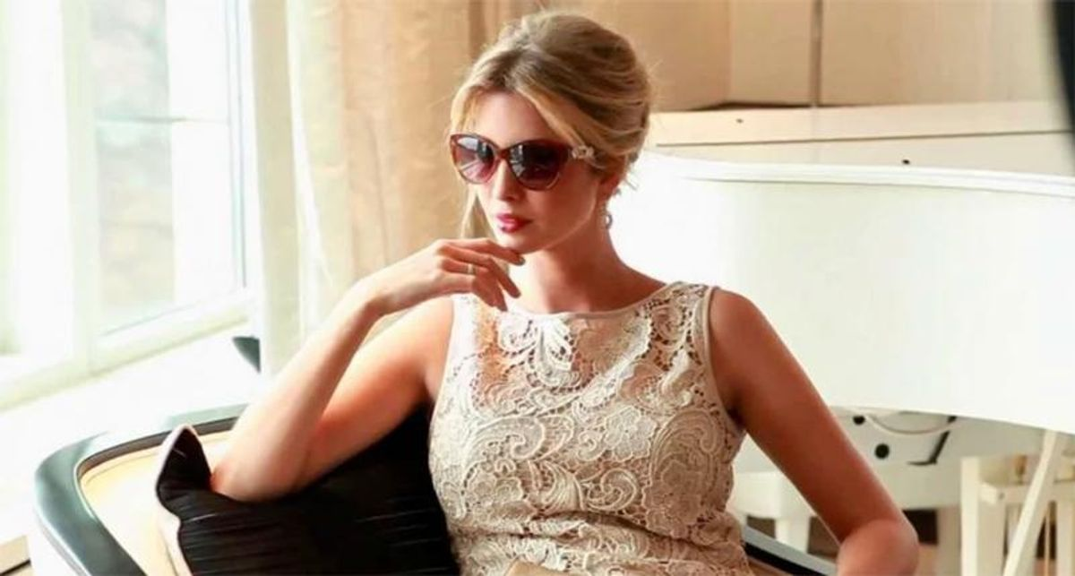 'Tone-deaf' Ivanka buried as 'Donald in a suit' by Melania pal