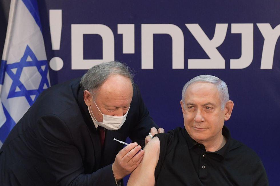 Facebook removes Hebrew-language groups spreading fake vaccine news