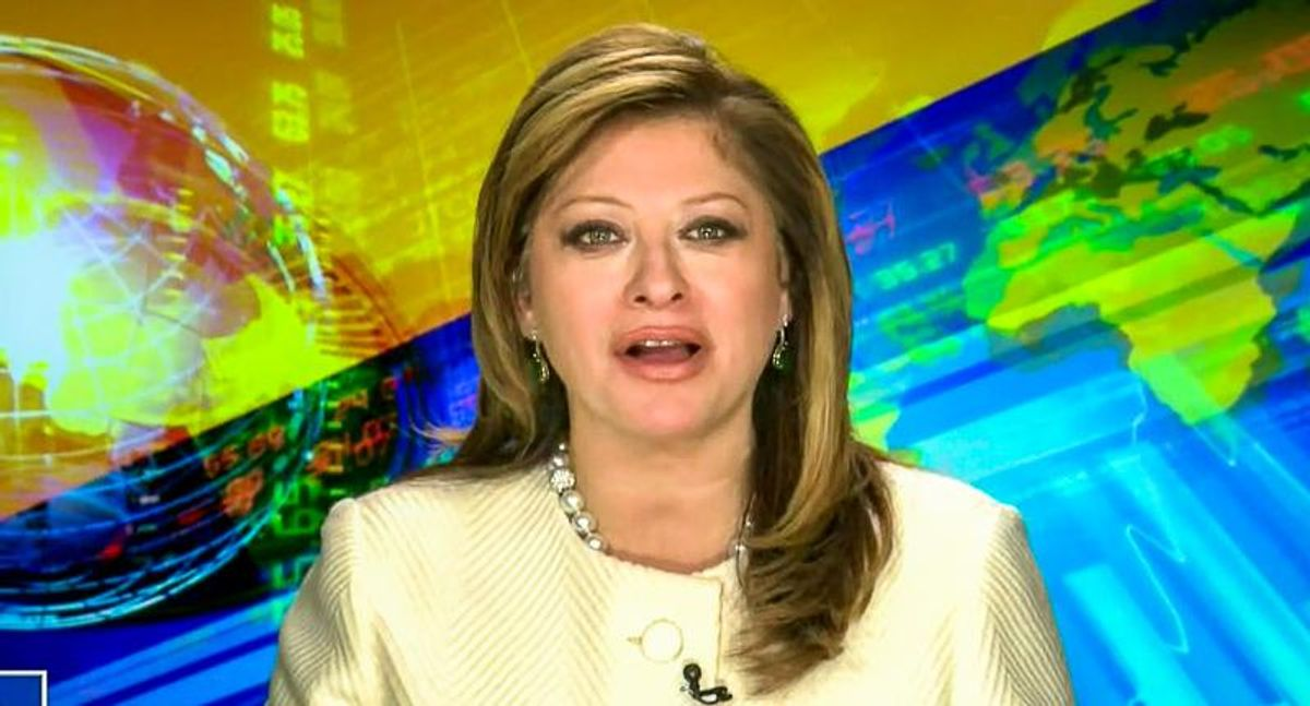 'Maria Bartiromo sold out': Fox News viewers go berserk after host airs doubts about election fraud