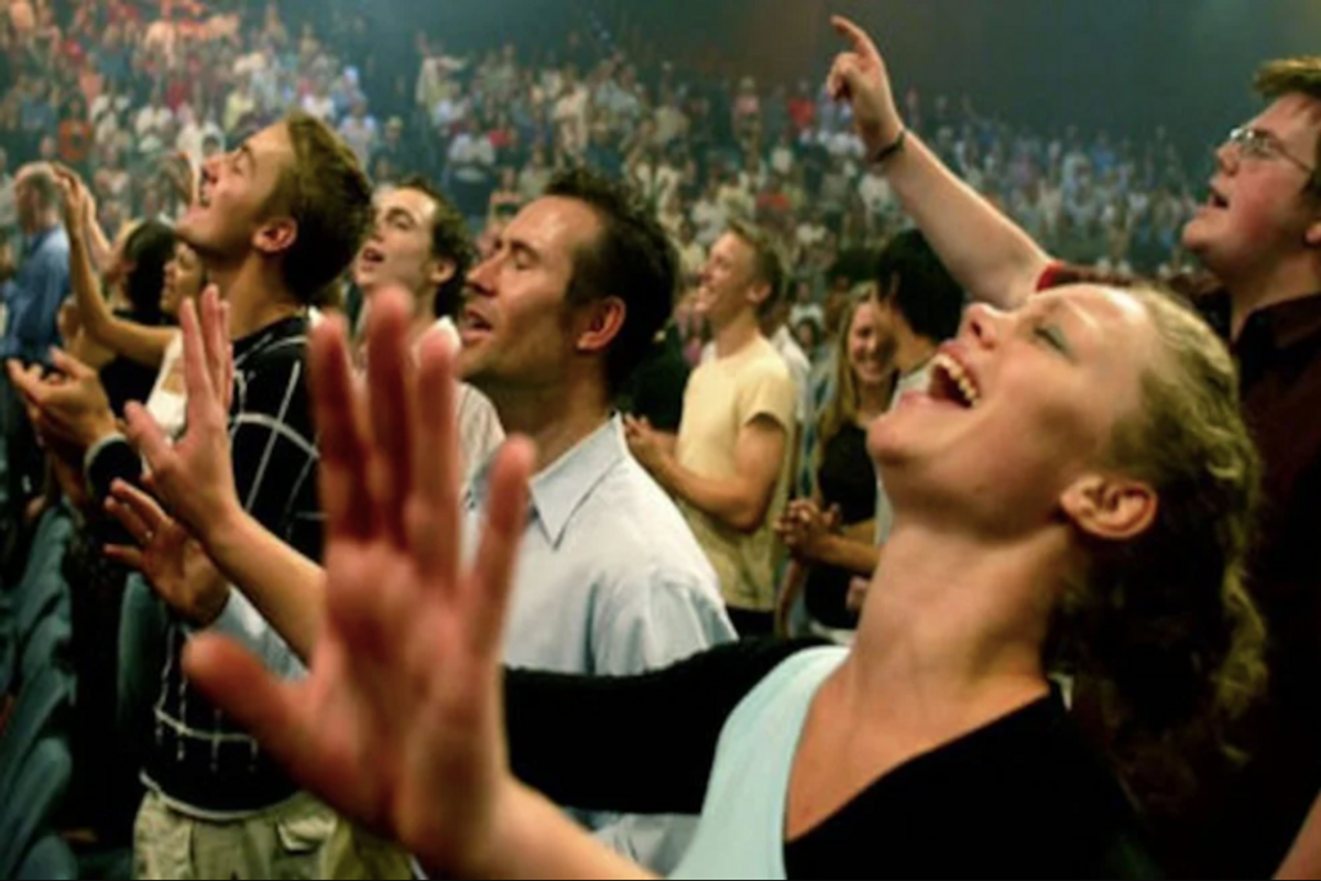 Whites-only churches flourishing by appealing to Trump supporters: report