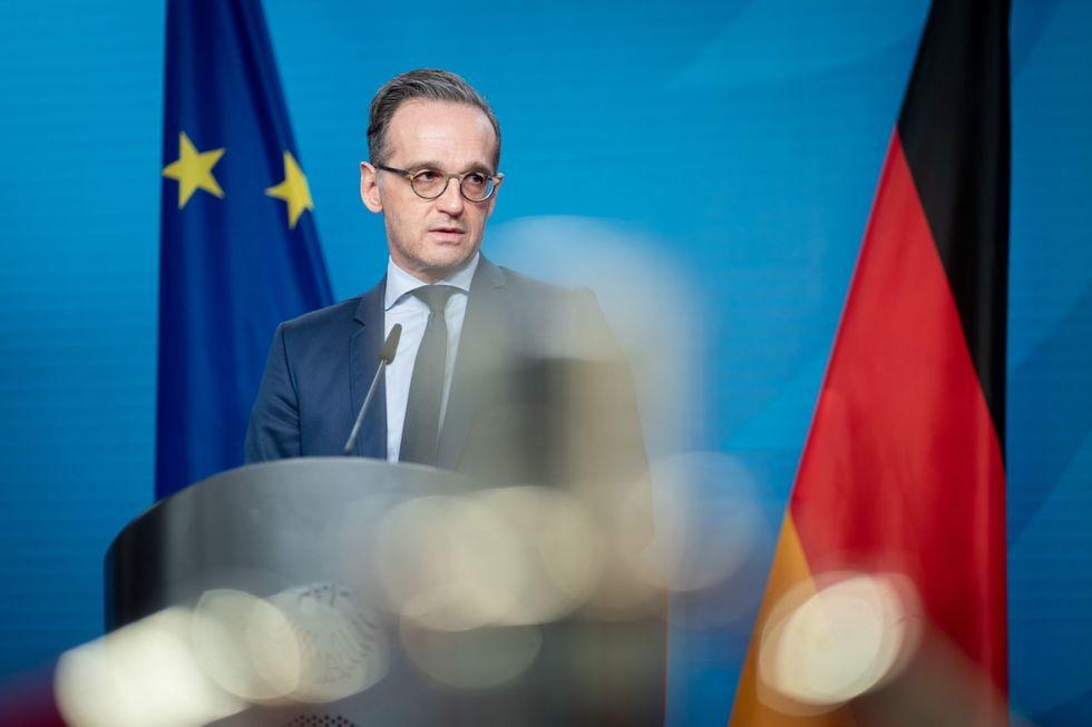 Germany warns Iran against nuclear escalation ahead of Biden's term