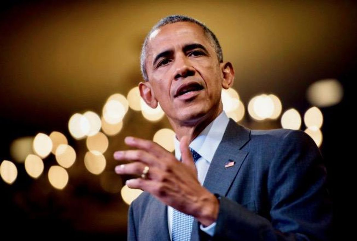Obama book offers key insight about how laws really get made