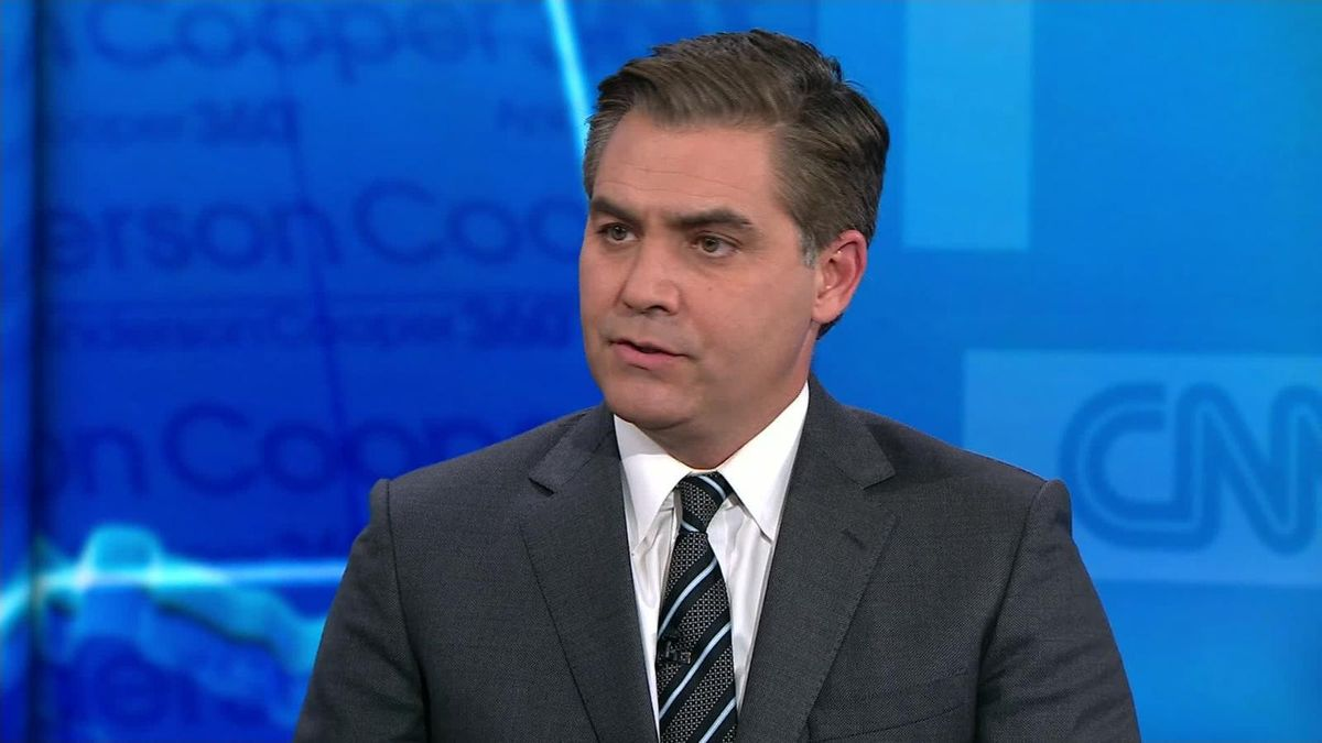 CNN's Acosta uncorks angry rant at Trump officials who are getting vaccines after downplaying COVID
