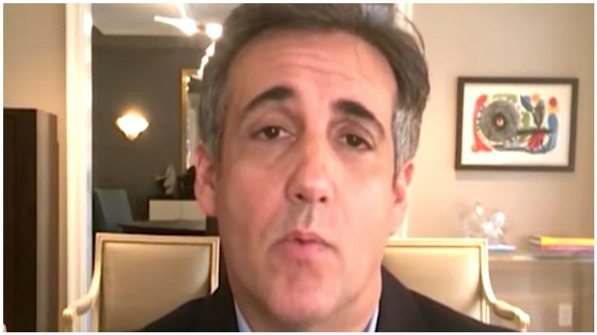 Trump's voter fraud delusions are a 'reality show' -- he knows he lost but his ego can't handle it: Michael Cohen