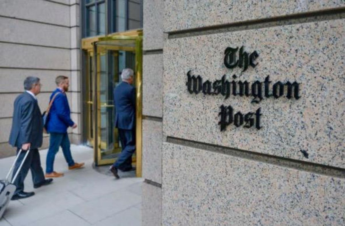 Washington Post to expand newsroom staff, add foreign hubs