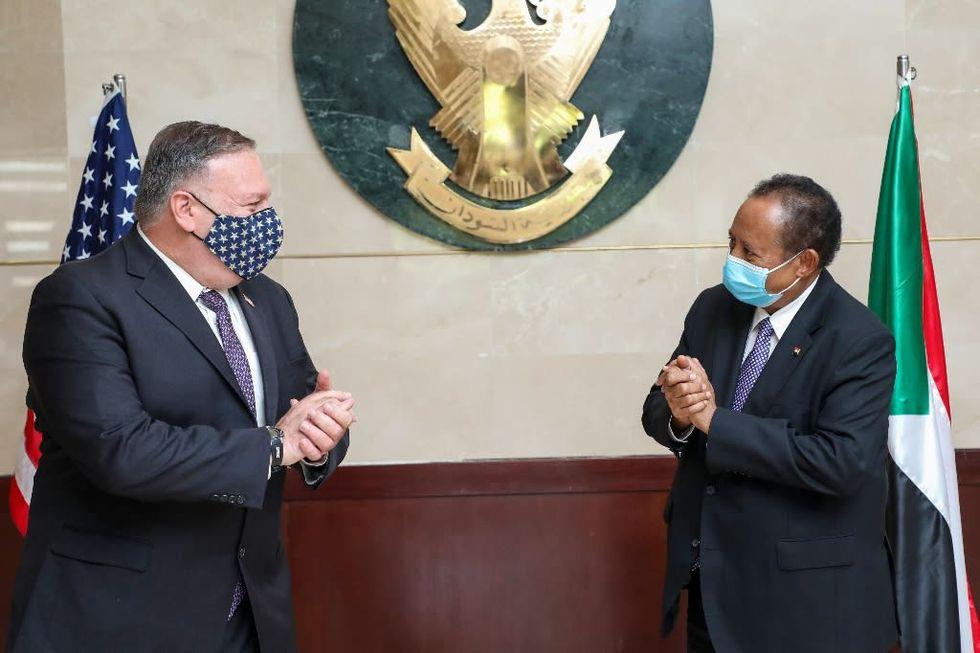 US poised to grant Sudan immunity over past attacks