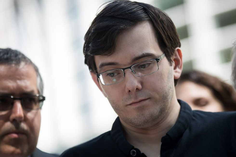 Journalist's story of falling in love with Pharma Bro goes viral