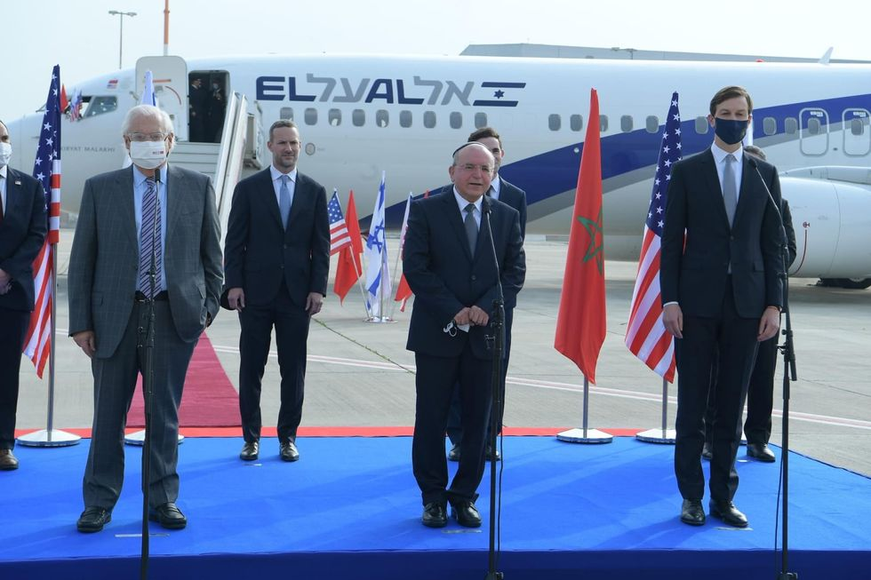 US-Israeli delegation on way to Morocco in diplomatic first