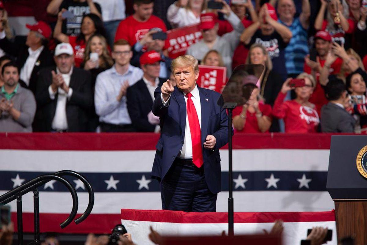 'Political vandalism': CNN columnist sounds alarm on threat Trump poses in final days