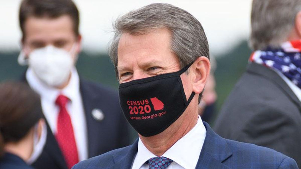 Donald Trump targets GOP's Brian Kemp for political ruin -- like he did to Jeff Sessions