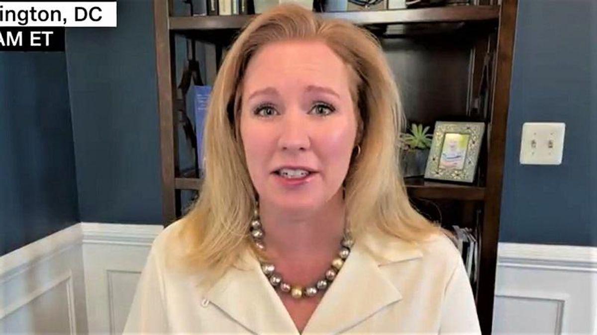 Ex-Homeland Security official schools GOP senators on 'open-source intelligence' before Capitol attack