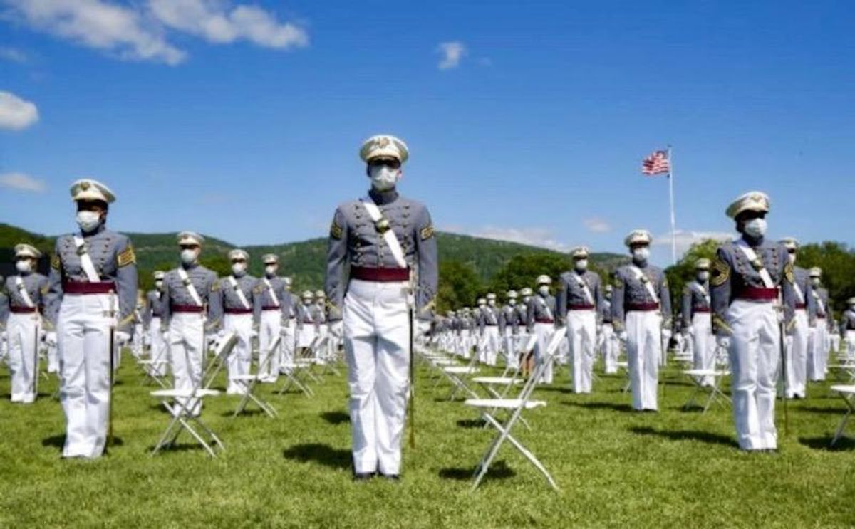 US military school West Point rocked by major cheating scandal