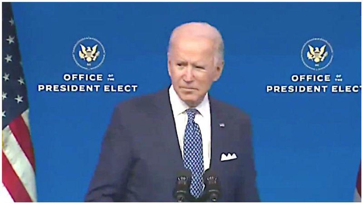 WATCH: Biden fires back at Fox News reporter over Hunter Biden question