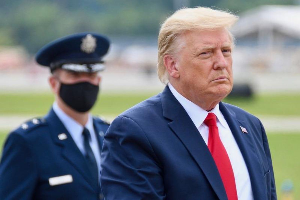 Trump moves to assert his control over the GOP despite Facebook ban