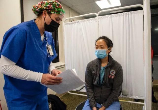 Park City Hospital receives shipment of the COVID-19 vaccine