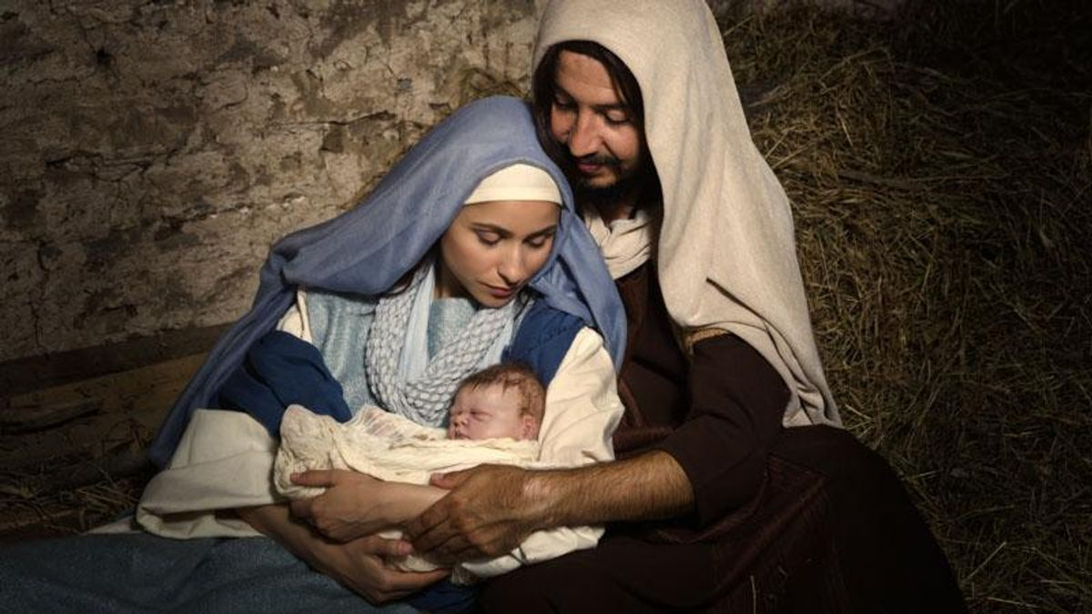 Was Jesus really born in Bethlehem? Why the Gospels disagree over the circumstances of Christ's birth