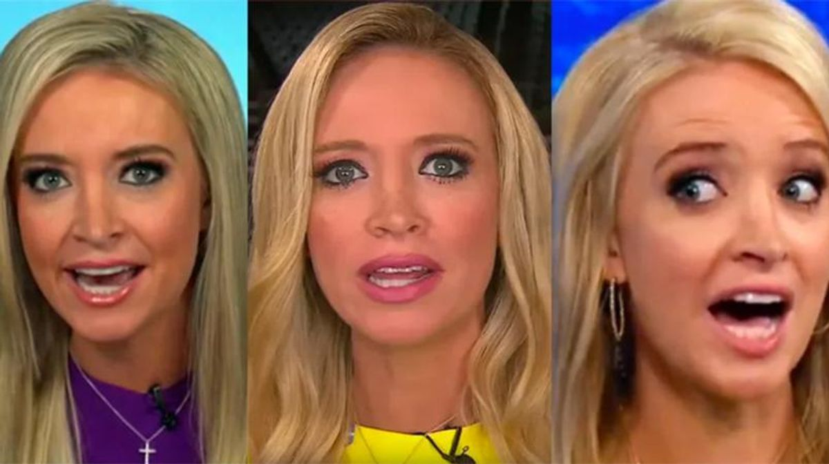 Critics bury Kayleigh McEnany after she calls Jake Tapper accusations of her lying 'baseless'