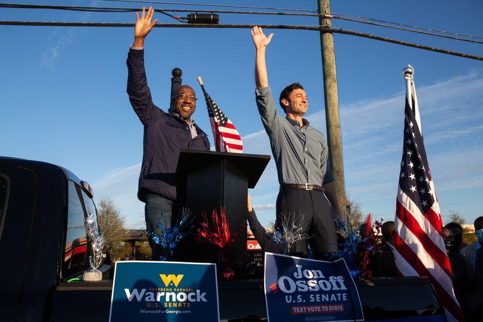 Georgia Dems pounce as Trump stimulus flip-flop puts Republican senators in tricky spot