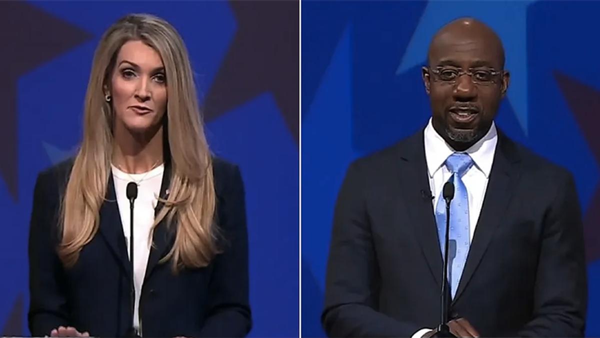 Rev. Raphael Warnock projected to defeat Kelly Loeffler in Georgia Senate race: NBC News