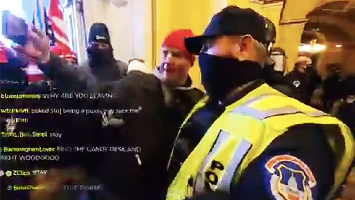 FBI and NYPD warned DC Capitol Police about violence planned for Jan. 6 -- but were ignored: NBC News