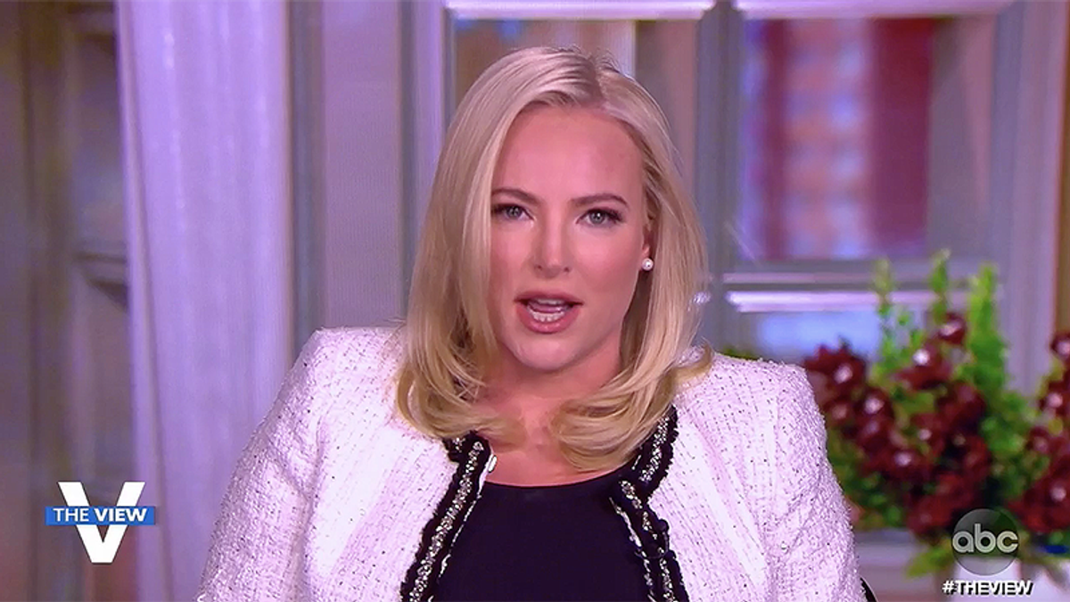 The View's Meghan McCain blasts 'scum of the Earth' at Capitol riots and calls for 25th Amendment for Trump