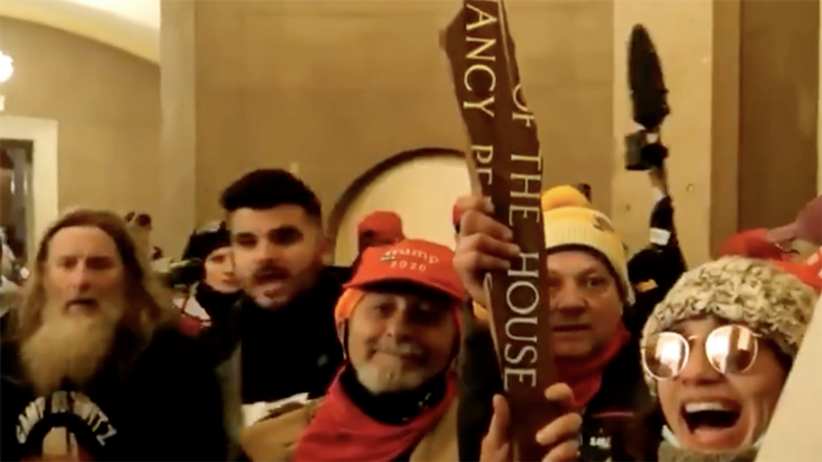 'National embarrassment' Ron Johnson faces furious backlash after calling Capitol mob 'festive'