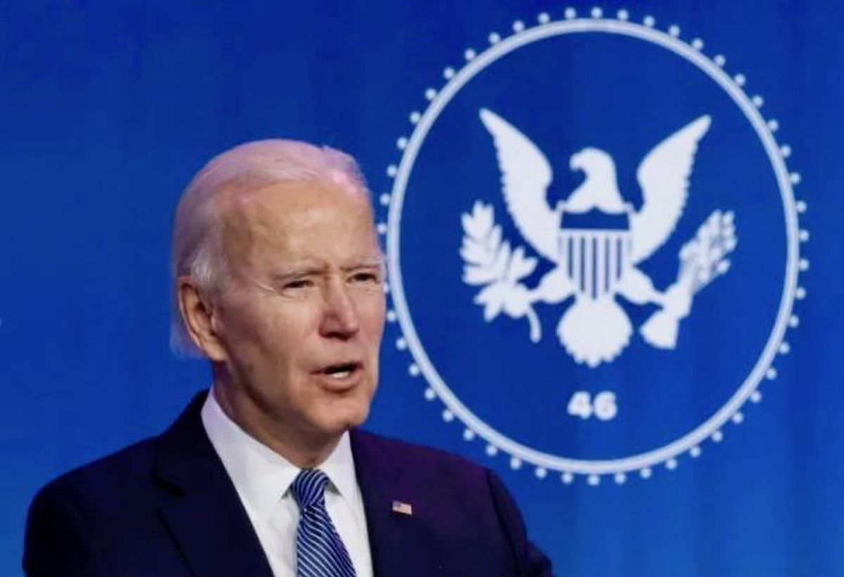 President-elect Joe Biden condemns Trump as calls mount for his removal from office