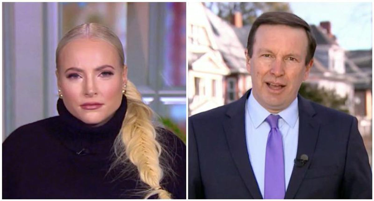 WATCH: Meghan McCain gets schooled on The View after whining about Josh Hawley losing his book deal