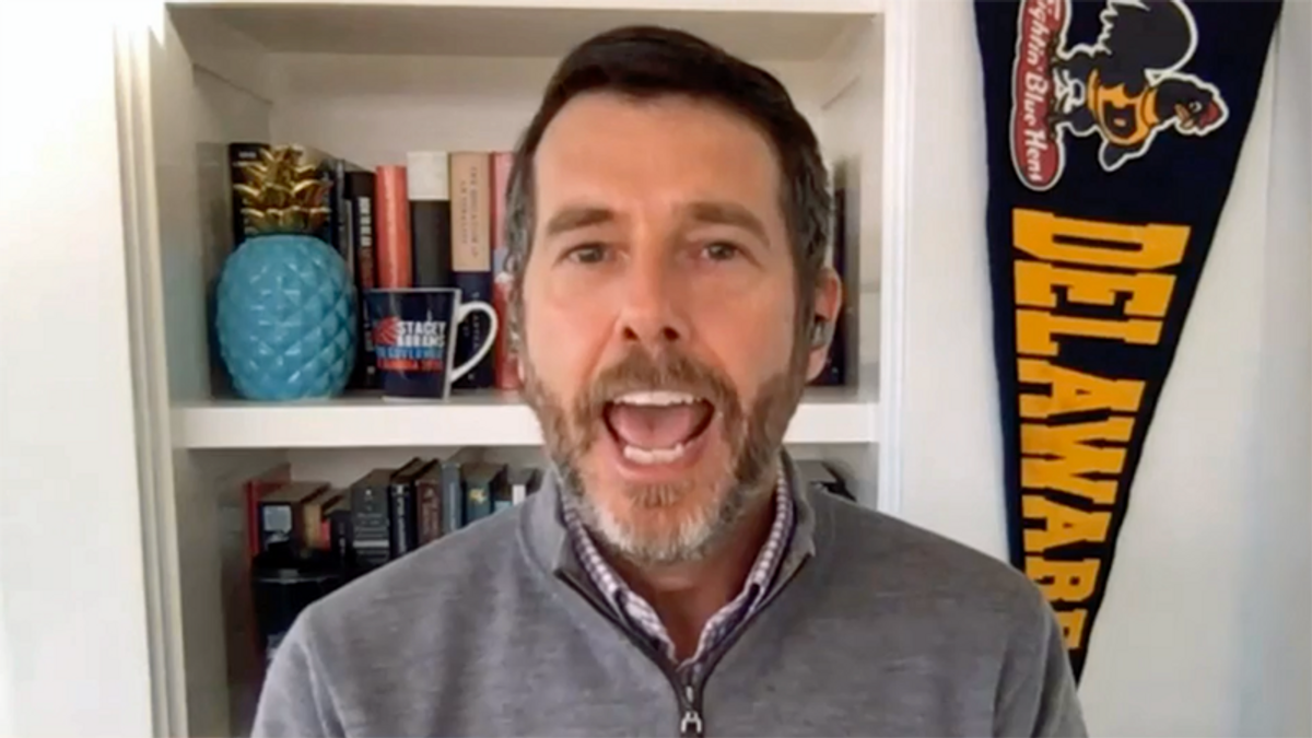 David Plouffe rejects calls to 'move on' after GOP coup attempt: 'These people need to burn in hell'