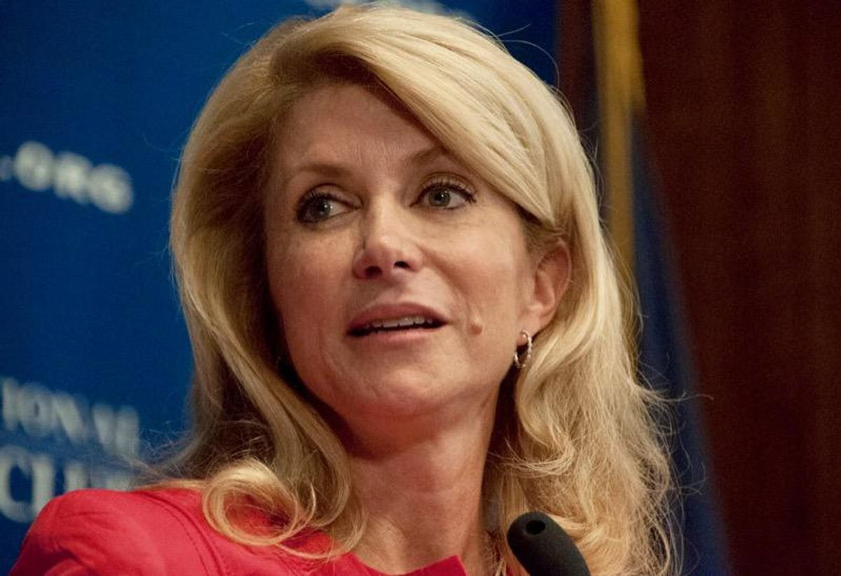 Wendy Davis says Trump supporters harassing a Biden bus in Texas should have served as a warning before US Capitol riot