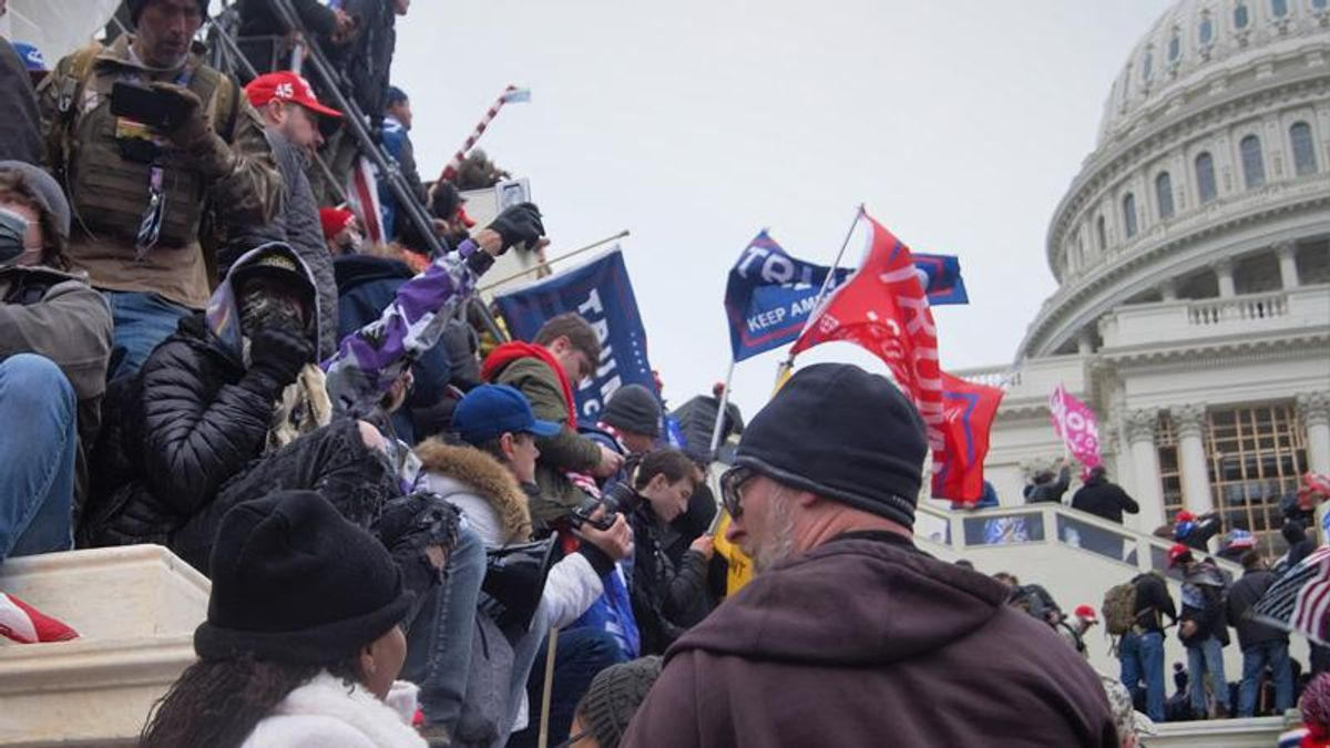 Oath Keeper said she handled 'security' for Jan. 6 rally -- and now a congresswoman wants answers