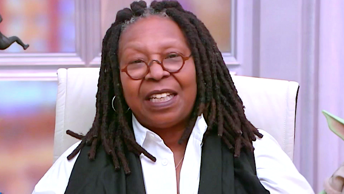 'This is treason!' The View's Whoopi Goldberg brings the hammer down on Clarence Thomas' wife for supporting Capitol coup