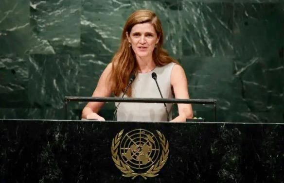 Biden picks Samantha Power, former United Nations envoy, for U.S. aid post