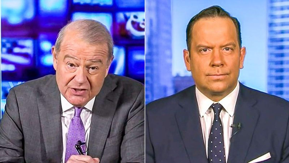 'Trump voters will not vote for him now': Fox Business host scolds Trump adviser after DC riot divides party