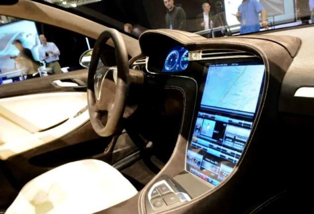US regulator asks Tesla to recall 158,000 cars over safety-related defect