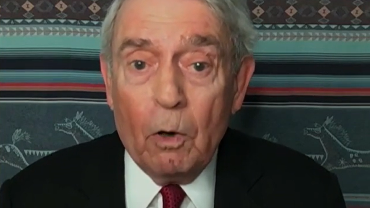 Dan Rather says 'Trump can be made to pay a price' — and it's absolutely essential he does